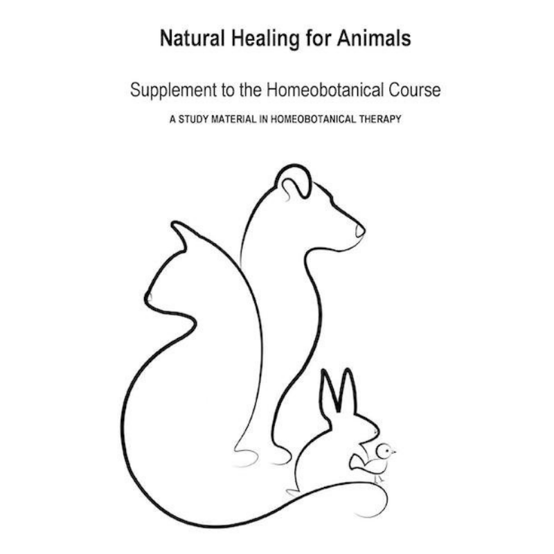 Natural Healing for Animals Book